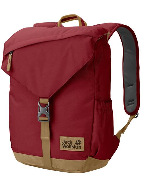 Jack Wolfskin Royal Oak rugzak rood